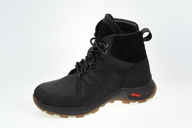 Ботинки черные зимние SAV 145_4 2020