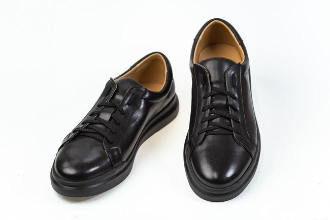 Мужские кеды черные SAV 154-1