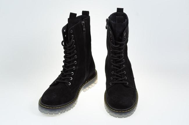 Ботинки черные SAV 2003_1botinoki