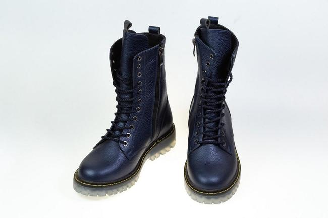 Ботинки синие SAV 2003_4