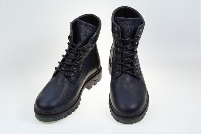 Ботинки зимнее синие SAV 205_2