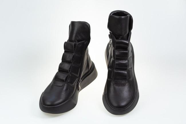 Ботинки черные SAV 2063_1