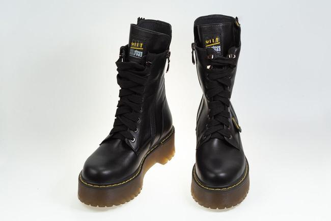 Ботинки-кроссовки черные модель 2021 SAV 2075_3