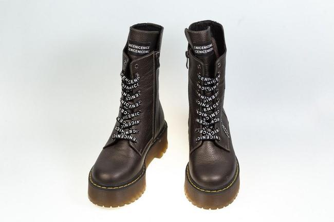 Ботинки-кроссовки хаки со стальным отливом  SAV 2075_8