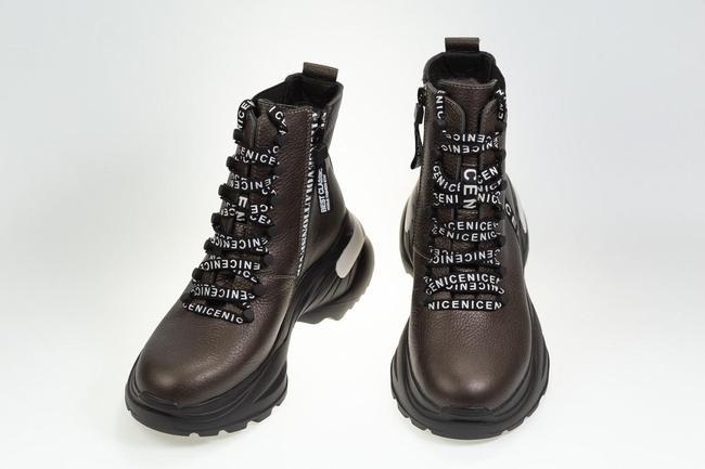 Ботинки-кроссовки хаки SAV 2078_3