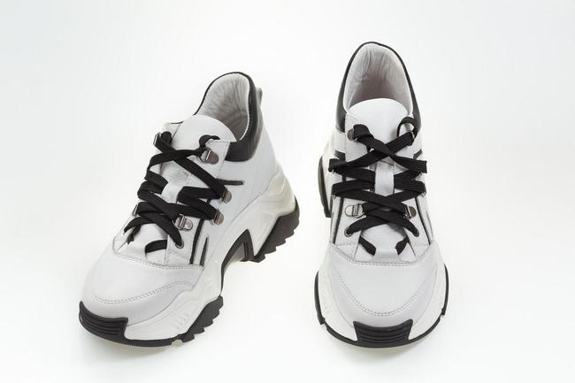 Кроссовки белые SAV 2105_4