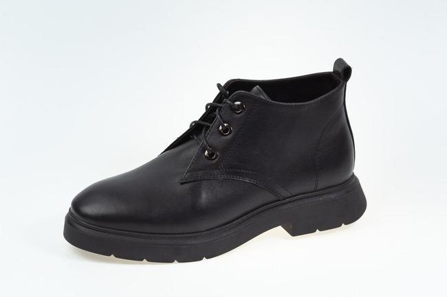 Ботинки черные SAV 2113