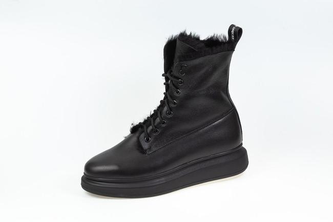Ботинки черные SAV 2130