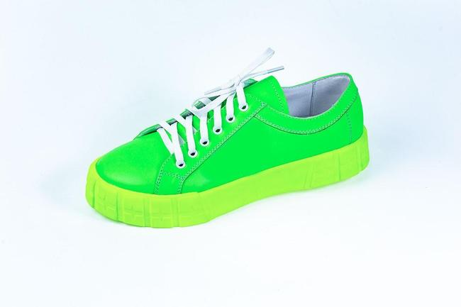 Кеды зеленые SAV 2145-9