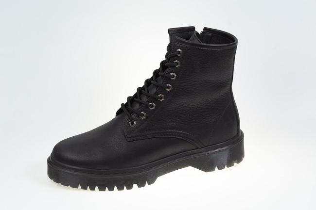 Ботинки высокие на шнурках SAV 304_1