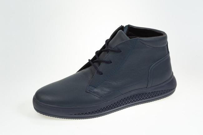 Ботинки зимнее синие SAV 550_1