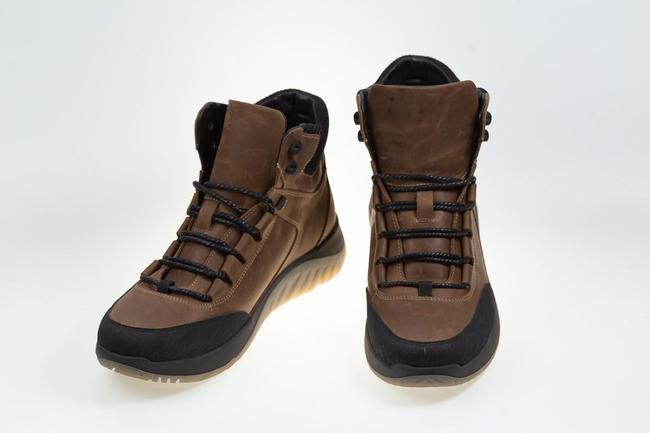 Ботинки коричневые SAV 6101_4