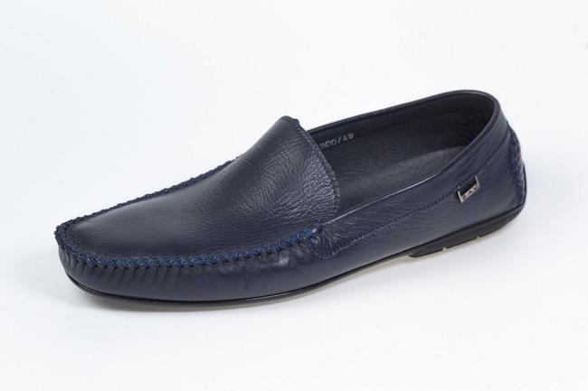 Синие Мокасины SAV 80010